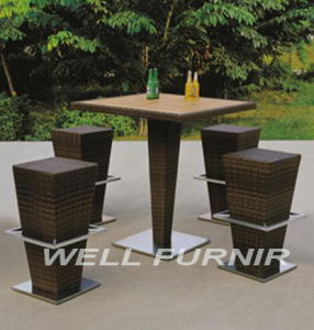 Wicker Furniture/Outdoor Stool/Patio Table/Rattan Furniture pictures & photos