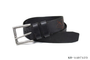 New Fashion Men Top Leather Belt (KB-1407123)