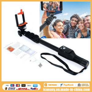 Yunteng Aluminum High Quality Wireless Monopod Gopro Selfie Stick (1288) pictures & photos