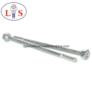 High Quality Long Threaded Fastener Hex Head Bolts pictures & photos