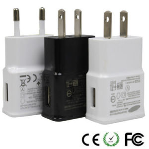 EU Us Plug Universal USB Wall Charger Adapter for Samsung pictures & photos