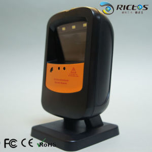 Desktop / Omnidirectional 1d 2D Barcode Scanner in Retail System POS System