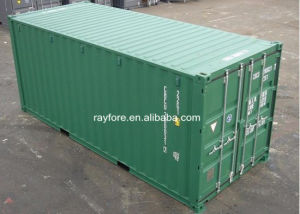 New 20 Feet Shipping Container From China Container Yard pictures & photos