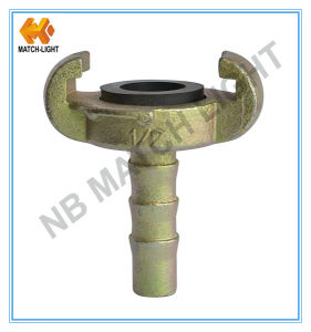2 Lug Carbon Steel Quick Coupling (Hose End Without Collar) pictures & photos