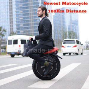 2016 Newest 1000W Self Balancing Electric One Wheel Motorcycle pictures & photos