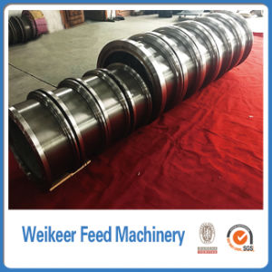 Feed Pellet Mill Ring Die Delivered to Indian Customer pictures & photos