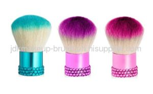 Free Samples Kabuki Brush with Different Color