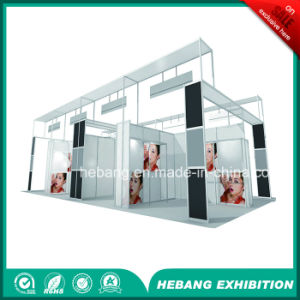 Hb-L00050 3X3 Aluminum Exhibition Booth pictures & photos