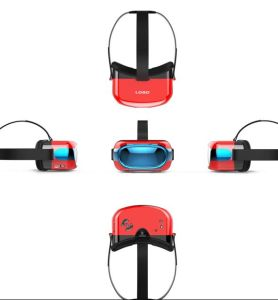Vr18 All in One 3D Virtual Reality Glasses