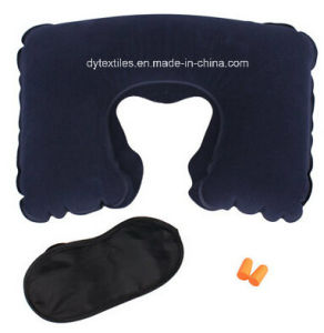 Lower Price U Shape Inflatable Neck Pillow pictures & photos