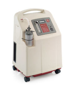 Yuwell Low Alarming Medical Oxygen Concentrator (7F-5)