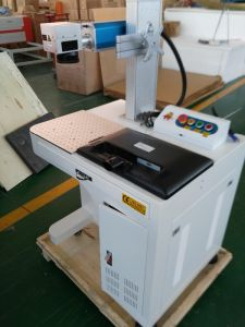10W/20W/30W Fiber Laser Marking Machine pictures & photos