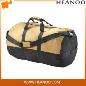 Wholesale Custom Made Travel Gear Canvas Duffel Bag pictures & photos