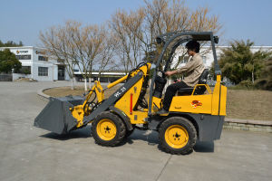 Hot Sales! Fuwei Wl25 Wheel Loader with Engine Perkins and Kubota