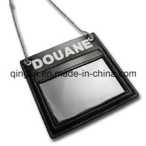 Promotion Douane PU Leather ID Card Holder (QL-GZZ-0006) pictures & photos