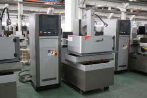 EDM CNC Wire Cutting Machines Molybdenum Cutting Dk7732c pictures & photos