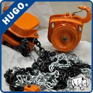 2 Ton Chain Pulley Block Mechanism Factory pictures & photos