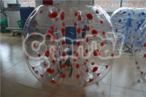 Cheap Inflatable PVC Ball Soccer Bubble Ball for Sale pictures & photos