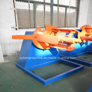 High Quality Durable High Speed 3ton Manual Hydraulic Decoiler Without Coil Car pictures & photos