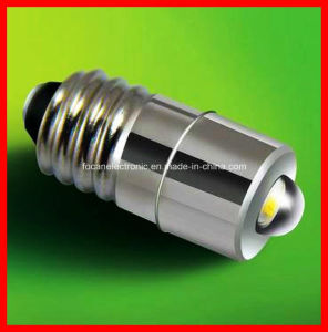 E10 LED Light Bulb, Miniature Bulbs, Flashlight Bulb; Torch Bulb pictures & photos