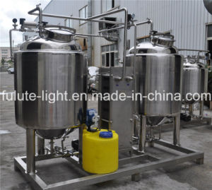 Sanitary Online Cleaning and Sterilization System (CIP/SIP) pictures & photos