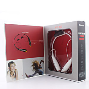 Fashion Wireless Bluetooth Sports Headphone in-Ear Earphone pictures & photos