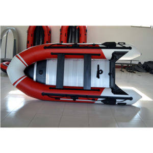 China 3.8m PVC Boat Foldable Inflatable Boat pictures & photos
