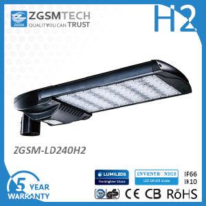 High Power 240W Mini Economic LED Street Light pictures & photos