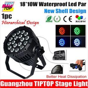 18*10W 4in1 Waterproof LED PAR Light
