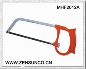 High Quality Hacksaw Flat Hacksaw Frame with Aluminium Handle pictures & photos