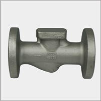 Forged Steel Globe Valve Body (DTV-P003)