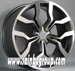 F1033 Hot Sale Vacuum Chrome Replica Alloy Wheels for Range Rover pictures & photos