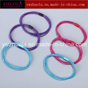 Hair Elastic Ponytail Holder for Girl pictures & photos