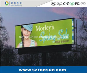 Outdoor Advertising Billboard Full Colour LED Screen pictures & photos