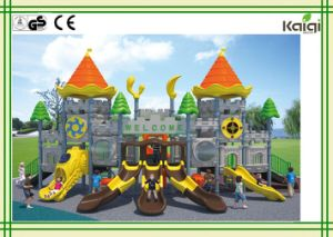 Kaiqi Castle Playground for Theme Parks/Castle Town Playground Equipment of Amusement Park pictures & photos
