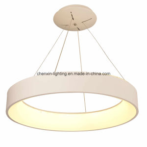 China Wholesale Round Acrylic LED Pendant Light for Home Decoration