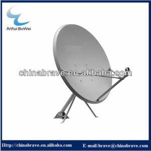 Good Quality Satellite Dish Antenna C Ku Band Manufacturer pictures & photos