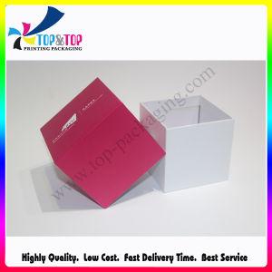 OEM Design Red Skincare Cream Packaging Box pictures & photos