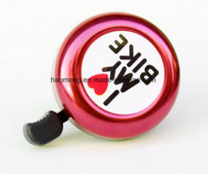 Color Bicycle Bell with Words pictures & photos