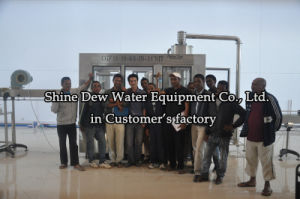 Monoblock Water Bottling Packing Washing Filling Capping Machine pictures & photos