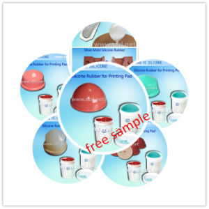 Customerized Liquid Silicone Rubber for Pad Printing pictures & photos
