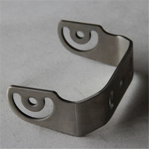 Small Size Metal Stamping Parts Stainless Steel LED Housing Bracket