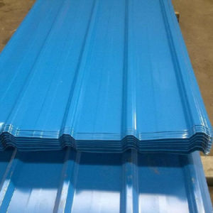 High Quality Blue Roofing for Building