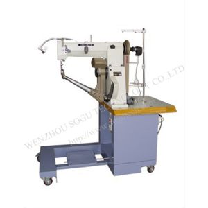 Xs0016 Double Thread Side Seam Sewing Machine pictures & photos
