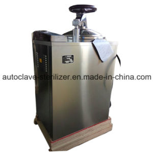 Clinic Vertical Autoclave Medical Autoclave Sterilizer for Sale pictures & photos