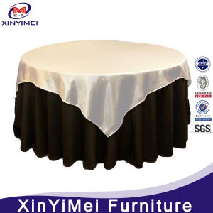 Elegant Jacquard Table Cloth for Banquet Wedding pictures & photos