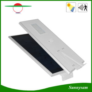 Solar Light 5 Years Warranty Energy Saving Outdoor 60W LED Integrated Solar Street Light with Bluetooth APP Control pictures & photos