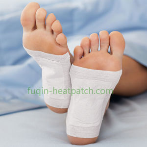 Real Natural Herbal Detox Product Detox Foot Patch, 2017hot Selling Relax Detox Foot Patch pictures & photos