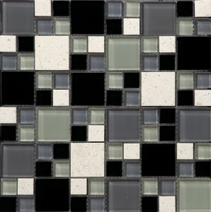 Crystal Mosaic Tile pictures & photos
