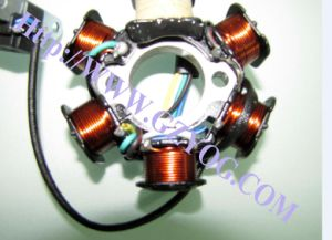 Magneto Estator. Magneto Stator (HERO CD-70 CDI) pictures & photos
